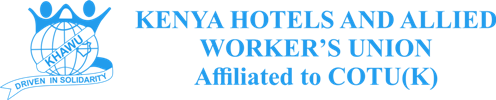 KENYA HOTELS AND ALLIED WORKERS UNION